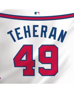 Atlanta Braves Julio Teheran #49 Apple TV Skin