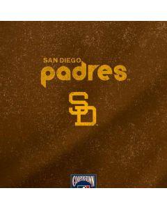 San Diego Padres - Cooperstown Distressed Apple TV Skin