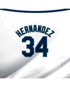 Seattle Mariners #34 Felix Hernandez Apple TV Skin