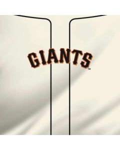 San Francisco Giants Home Jersey Google Home Hub Skin