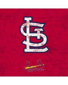 St. Louis Cardinals - Solid Distressed Generic Laptop Skin