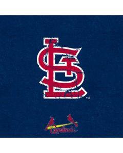 St. Louis Cardinals- Alternate Solid Distressed Generic Laptop Skin