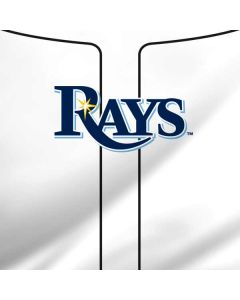 Tampa Bay Rays Home Jersey Apple MacBook Pro 17-inch Skin