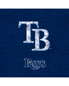 Tampa Bay Rays - Solid Distressed Apple MacBook Pro 17-inch Skin