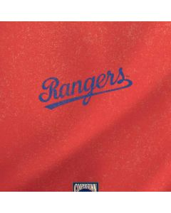 Texas Rangers - Cooperstown Distressed Apple TV Skin