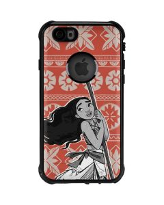 Moana Tropical Print iPhone 6/6s Waterproof Case