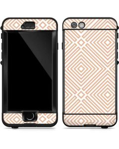 Modern Shapes LifeProof Nuud iPhone Skin