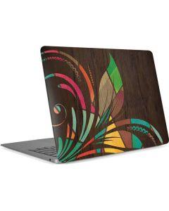 Mojito Brown Apple MacBook Air Skin