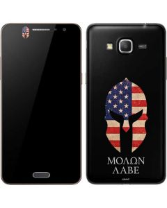 Molon Labe Galaxy Grand Prime Skin