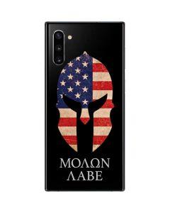 Molon Labe Galaxy Note 10 Skin