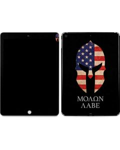 Molon Labe Apple iPad Skin