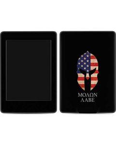 Molon Labe Amazon Kindle Skin