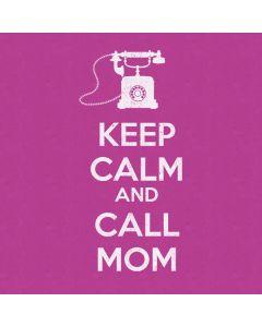 Keep Calm And Call Mom Purple HP Pavilion Skin