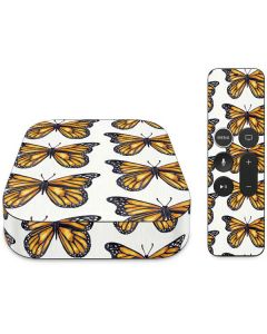 Monarch Butterflies Apple TV Skin