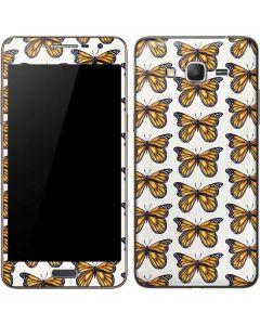 Monarch Butterflies Galaxy Grand Prime Skin