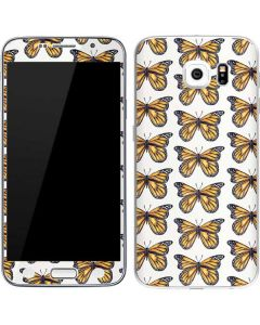 Monarch Butterflies Galaxy S6 Skin