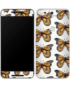 Monarch Butterflies Google Nexus 6P Skin