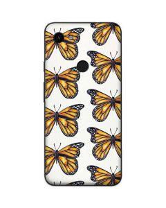 Monarch Butterflies Google Pixel 3a Skin