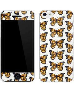 Monarch Butterflies iPhone 5c Skin
