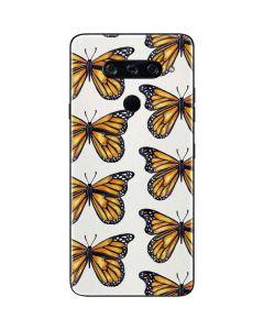 Monarch Butterflies LG V40 ThinQ Skin