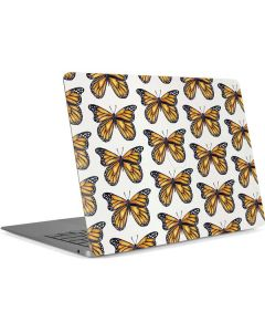 Monarch Butterflies Apple MacBook Air Skin