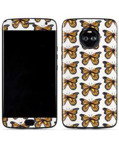 Monarch Butterflies Moto X4 Skin