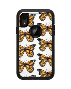 Monarch Butterflies Otterbox Defender iPhone Skin