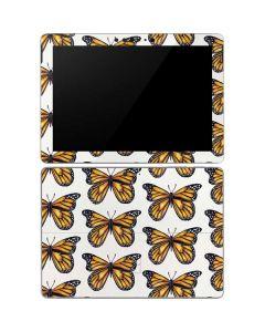 Monarch Butterflies Surface Go Skin