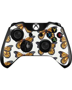 Monarch Butterflies Xbox One Controller Skin