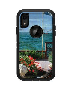 Monet - The Terrace at Sainte-Adresse Otterbox Defender iPhone Skin