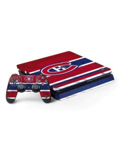 Montreal Canadiens Home Jersey PS4 Slim Bundle Skin