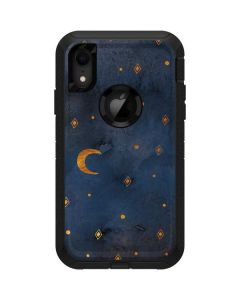 Moon and Stars Otterbox Defender iPhone Skin