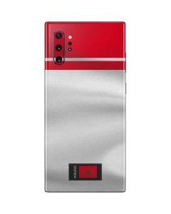Morocco Soccer Flag Galaxy Note 10 Plus Skin