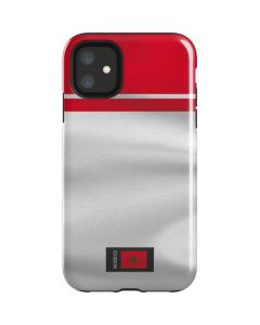 Morocco Soccer Flag iPhone 11 Impact Case