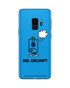 Mr Grumpy Galaxy S9 Skin