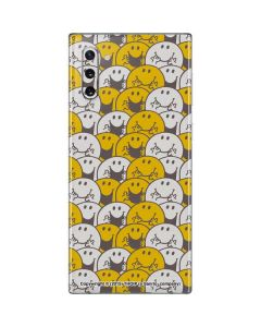 Mr Happy Collage Galaxy Note 10 Skin