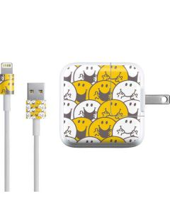 Mr Happy Collage iPad Charger (10W USB) Skin