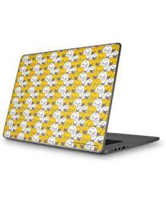 Mr Happy Collage Apple MacBook Pro 17-inch Skin