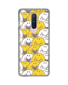 Mr Happy Collage OnePlus 8 Clear Case
