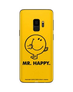 Mr Happy Galaxy S9 Skin
