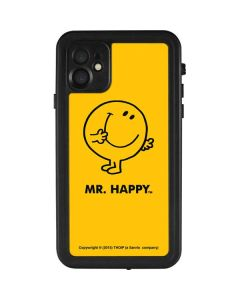 Mr Happy iPhone 11 Waterproof Case