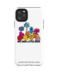 Mr Men Little Miss and Friends iPhone 11 Pro Max Impact Case