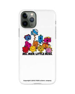 Mr Men Little Miss and Friends iPhone 11 Pro Lite Case