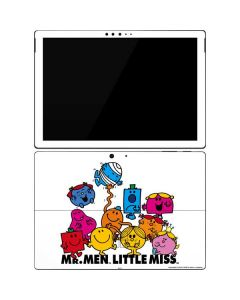 Mr Men Little Miss and Friends Surface Pro 7 Skin