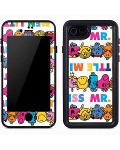 Mr Men Little Miss Characters Bold iPhone 7 Waterproof Case