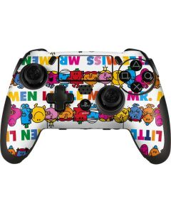 Mr Men Little Miss Characters Bold PlayStation Scuf Vantage 2 Controller Skin