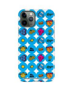 Mr Men Little Miss Geometric iPhone 11 Pro Lite Case