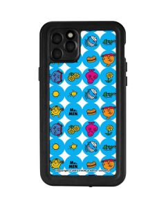 Mr Men Little Miss Geometric iPhone 11 Pro Max Waterproof Case