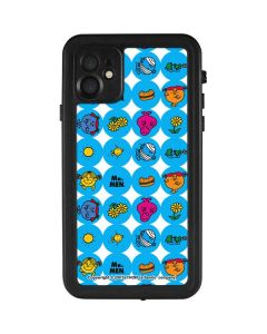 Mr Men Little Miss Geometric iPhone 11 Waterproof Case