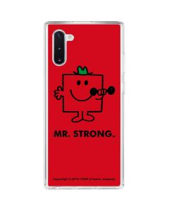 Mr Strong Galaxy Note 10 Clear Case